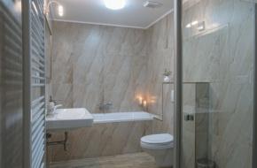 Prezidentský apartmán - kúpeľňa